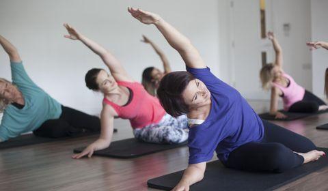 NOUVEAU - Ouverture de cours de Pilates !