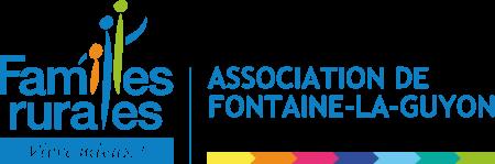 Logo Familles Rurales FONTAINE-LA-GUYON